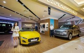 Khám phá studio mới của Jaguar Land Rover tại Hà Nội