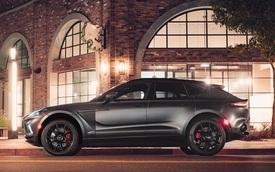 Aston Martin suýt chút nữa đã 'bay màu' nếu không có SUV DBX