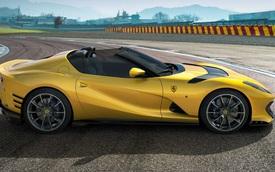 Ferrari quyết tâm 'sống chết' cùng động cơ V12