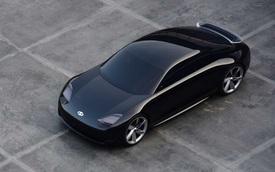 Hyundai Ioniq 6 chốt lịch ra mắt: Kiểu dáng sedan lai coupe, có thể chạy 700km mỗi lần sạc