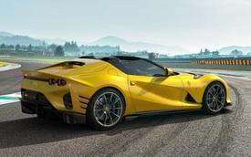 Ra mắt Ferrari 812 Competizione và Competizione A: Mạnh hơn, thêm kiểu dáng targa sành điệu