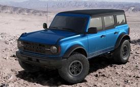 Vừa chào hàng đại gia Việt, Ford Bronco lại sắp có bản cao cấp đấu Land Rover Defender