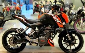 KTM bất ngờ xả hàng tồn tại Việt Nam, Duke 200 chính hãng giá chưa tới 60 triệu đồng