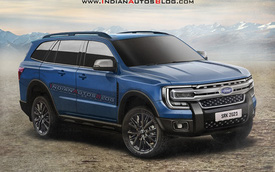 Xem trước Ford Everest 2022: Ra mắt đầu năm sau, đẹp như F-150, đe dọa vị thế Toyota Fortuner