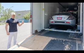 Đại gia bất động sản Manny Khoshbin mua Mercedes-Benz SLR McLaren thứ 6