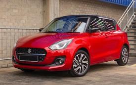Suzuki Swift 2021 được ồ ạt nhận cọc tại đại lý: Về Việt Nam trong tháng 6, số lượng 'nhỏ giọt', giá có thể vẫn dưới 550 triệu đồng