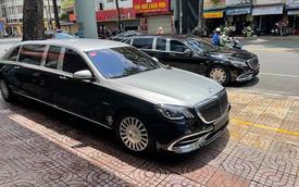 Thêm 'biệt thự di động' Mercedes-Maybach S 650 Pullman về Việt Nam với ngoại hình dễ gây nhầm lẫn