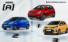 VinFast Fadil bán chạy kỷ lục, đắt hàng gần gấp đôi Hyundai i10, vượt Toyota Vios, đứng số một thị trường