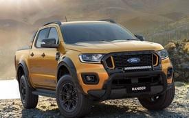 Trước khi lắp ráp thì đây là 2 thế hệ và 6 bản nâng cấp lớn của 'vua doanh số' Ford Ranger trong 20 năm tại Việt Nam