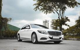 Sau 5 năm, mua chiếc Mercedes-Benz S 500 L này 'dễ' như mua... 3 chiếc Toyota Camry