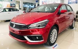Suzuki Ciaz giảm giá 70 triệu tại đại lý: Chỉ hơn Kia Morning 25 triệu đồng, cạnh tranh Toyota Vios bản dịch vụ