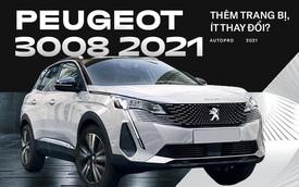 Bóc tách Peugeot 3008 2021 trước ngày về Việt Nam: Công nghệ an toàn là nâng cấp đáng chờ đợi