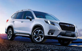Nhá hàng Subaru Forester phiên bản chuyên off-road: Ngoại hình hầm hố, nội thất chống nước như Land Rover Defender