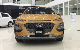 Hyundai Kona, Elantra giảm giá 40 triệu đồng, quyết lấy lại vị thế khi bị Kia Seltos, Cerato áp đảo