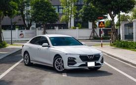 Mới chạy 20.000km, VinFast Lux A2.0 Plus bán lại ngang giá Mazda6 tiêu chuẩn