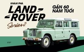 Dân chơi Hà Nội hồi sinh Land Rover Series II 60 tuổi độc nhất Việt Nam: Đơn sơ nhưng một chi tiết gây tò mò