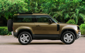 Ra mắt Land Rover Defender 90 tại Việt Nam: SUV 'chơi' off-road giá gần 4 tỷ đồng cho nhà giàu