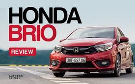 Người dùng đánh giá Honda Brio sau 2 năm chạy 2 vạn km: 'Đầu tư để có xe lành, lái sướng, còn điểm cần cải thiện'