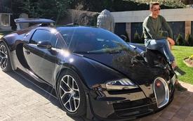"""Bộ sưu tập xe của """"siêu cầu thủ"""" Cristiano Ronaldo vừa lập kỷ lục ghi bàn tại Euro: Bugatti, Lamborghini, Rolls-Royce đủ cả, toàn hàng """"limited edition"""""""