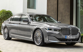 BMW 7-Series 2022 tiếp tục lộ diện trước ngày ra mắt - Đại kình địch của Mercedes S-Class