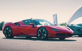 Ferrari úp mở siêu xe hoàn toàn mới ra mắt ngay tháng này: Sẽ là đàn em SF90 Stradale, chưa phải SUV đấu Lamborghini Urus như nhiều người trông đợi