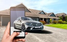 Mercedes-Benz bán hàng trăm xe sang online tại Việt Nam