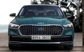 Kia K9 2021 tung thông số full: Tham vọng đấu 'Mẹc S' bằng loạt trang bị xịn xò, giá cao nhất quy đổi gần 1,6 tỷ đồng
