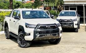 Thực hư tin đồn Toyota Hilux và Hiace 2021 được lắp ráp tại Việt Nam