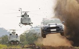 Lộ diện toàn bộ các mẫu xe nổi bật của Fast and Furious 9 - có cả xe tăng thửa, 'vũ khí' Trung Cổ!