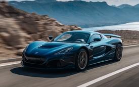 Ra mắt Rimac Nevera - Siêu xe điện nhanh nhất thế giới, động cơ gần 2.000 mã lực, giá ngang Bugatti Chiron