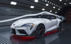 'BMW Z4 của Toyota' thêm bản mới: Hầm hố hơn, chỉ sản xuất 600 chiếc