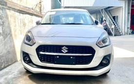 Suzuki Swift 2021 ồ ạt về đại lý: Giá 550 triệu đồng, gây sức ép lên Toyota Yaris và Mazda2