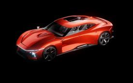 Xe Kia ngày càng đẹp xuất sắc và đây mẫu còn có thông số ngang hàng siêu xe