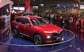 VinFast bán xe tại châu Âu từ 2022: Xe điện là mũi nhọn