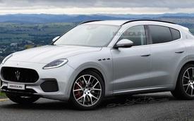 Maserati Grecale chốt lịch ra mắt: Đàn em Levante đối đầu Porsche Macan, BMW X3
