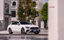 Vừa ra mắt, Mercedes-Benz E-Class mới đã được ưu đãi gần 30 triệu đồng