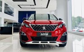 Peugeot 3008 và 5008 xả kho chờ bản mới: Giảm đến 150 triệu đồng, 5008 rẻ ngỡ ngàng so với Santa Fe