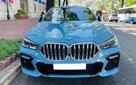 Đại gia bán BMW X6 màu lạ giá 5,1 tỷ, CĐM bất ngờ khi giá bán không khác xe mua mới dù đã chạy 7.000km