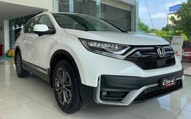 Honda CR-V giảm giá chưa từng thấy tại đại lý: Cao nhất 160 triệu đồng, quyết đua doanh số với CX-5 và Tucson