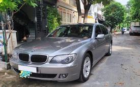 Gặp khó mùa dịch, đại gia chấp nhận giảm giá tới 4 lần để bán được BMW 7-Series 13 năm tuổi