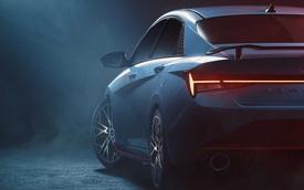 Hé lộ 3 chi tiết đặc biệt trên Hyundai Elantra phiên bản mạnh chưa từng có sắp ra mắt