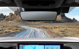 Tundra đời mới - Đàn anh Hilux khoe nội thất có màn to nhất trong các xe Toyota