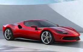 Ra mắt Ferrari 296 GTB - Đàn anh F8 Tributo, là 'siêu ngựa' lái thích nhất, giá quy đổi từ 7,4 tỷ