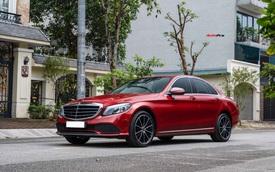 Mercedes-Benz C 200 Exclusive hạ giá sau 29.000km: Ngang giá Honda Accord ra biển, trang bị đáng cân nhắc hơn bản mới