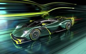 Ra mắt Valkyrie AMR Pro - Siêu xe đỉnh nhất của Aston Martin, chỉ có 40 chiếc cho đại gia nhanh tay
