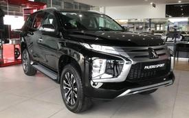 Mitsubishi Pajero Sport giảm sâu tại đại lý - Lựa chọn giá hời trước Toyota Fortuner và Ford Everest