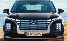 Xem trước Hyundai Palisade 2022 - SUV 7 chỗ cỡ lớn được mong chờ về Việt Nam đấu Ford Explorer