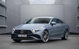 Mercedes-Benz CLE-Class hoàn toàn mới lộ diện