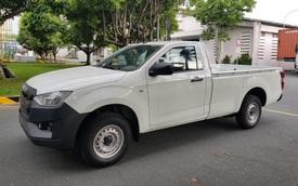 Isuzu D-Max 2021 bản 2 cửa mở bán tại Việt Nam: Giá 399 triệu, ưu đãi 40 triệu, rẻ nhất phân khúc, cạnh tranh Ford Ranger