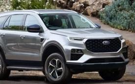Lộ diện Ford Everest thế hệ mới: Lột xác ngỡ ngàng, tiệm cận xe sang, đe doạ Toyota Fortuner
